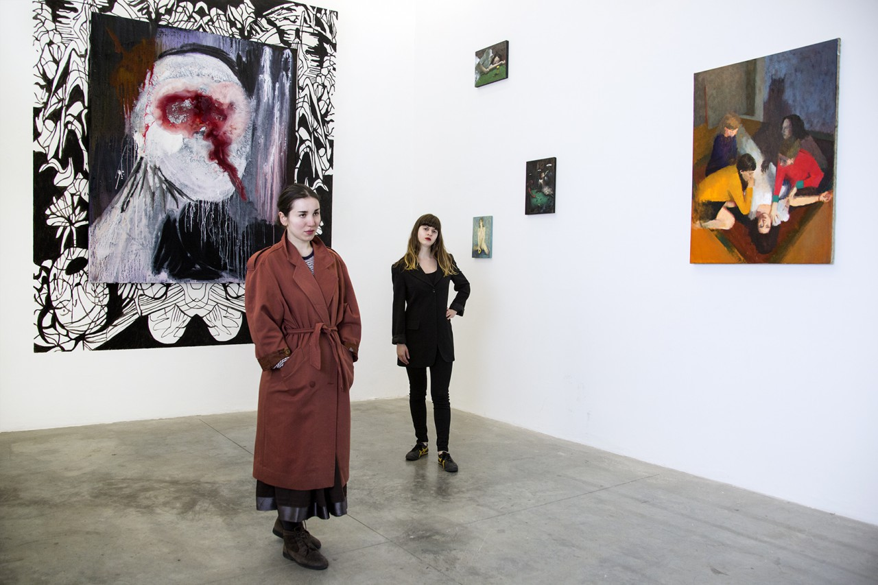 Kunsthalle Bozen Zohar Fraiman and Cornelia Lochmann