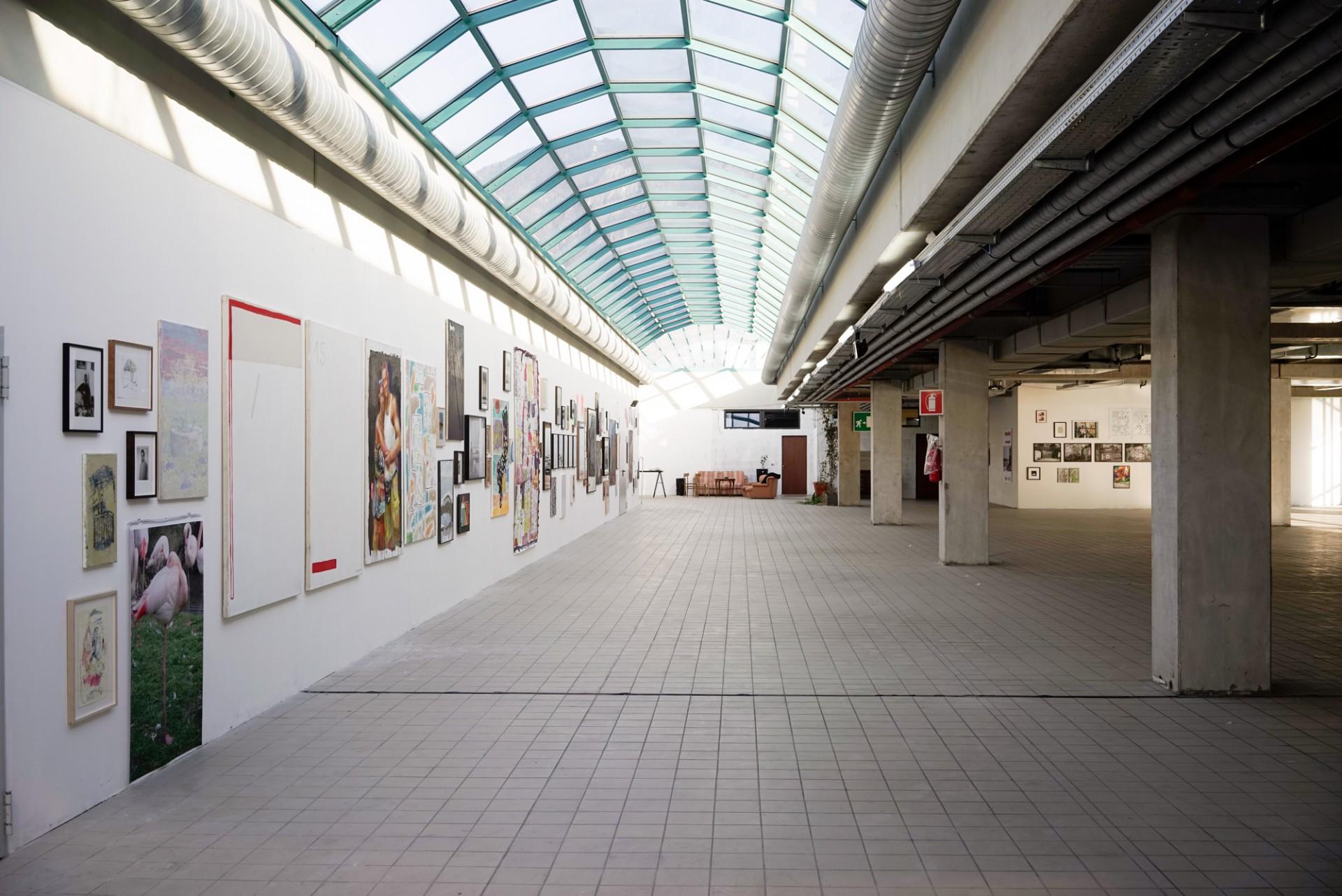 Kunsthalle Bozen Sammlung Simonow