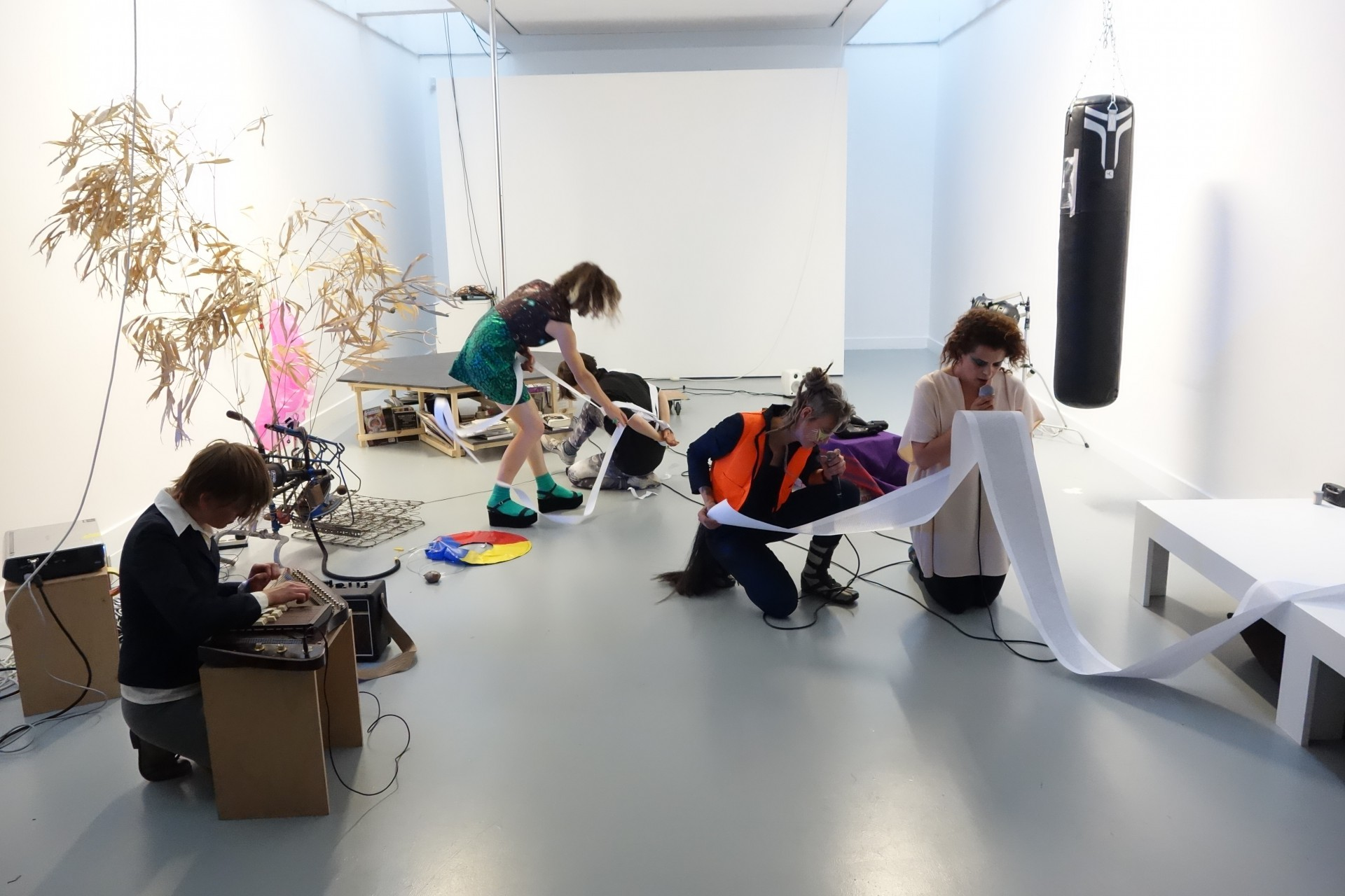 Kunsthalle Bozen Margareth Kaserer and Simon Steinhauser